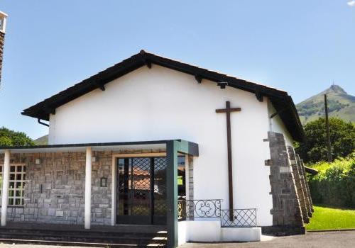Chapelle d'Olhette